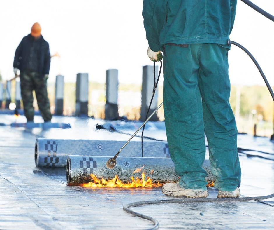 Commercial Roof Repair Sandy Springs