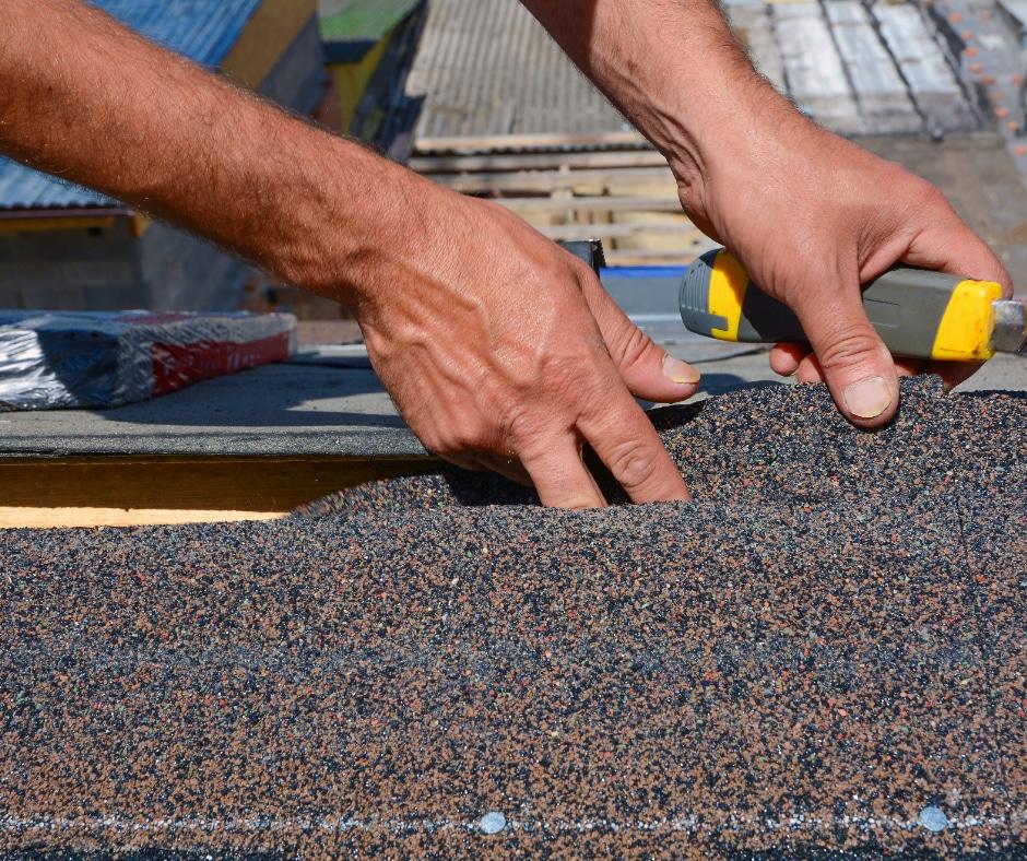 Residential Roof Repair Sandy Springs